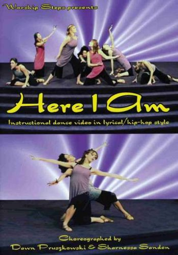 Here I Am - Instructional Lyrical / Hip Hop Dance Video