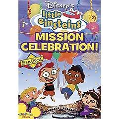 Disney's Little Einsteins - Mission Celebration (Spanish Version)