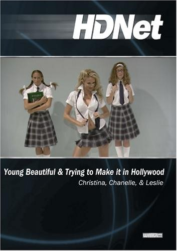 Young Beautiful & Trying to Make it in Hollywood: Christina, Chanelle, & Leslie (WMVHD & SD)
