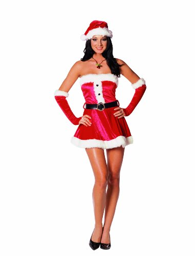 Dreamgirl Women's Santa's Sweetie - ThingsYourSoul.com
