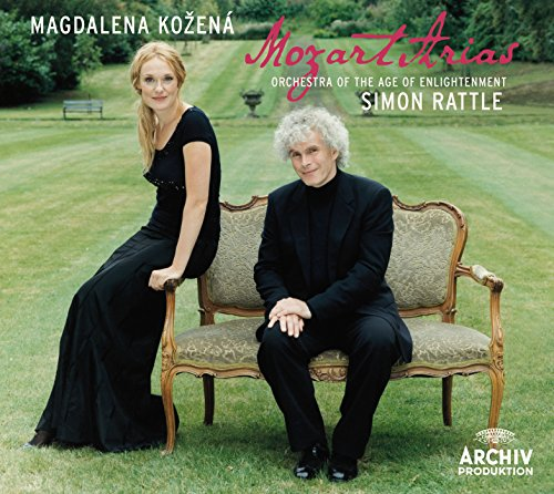 Mozart Arias (Orchestra of the Age of Enlightenment, feat. conductor: Simon Rattle, mezzo-soprano: Magdalena Kožená)