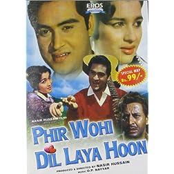 Phir Wohi Dil Laaya Hoon