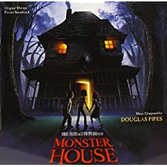 Monster House [Original Motion Picture Soundtrack]