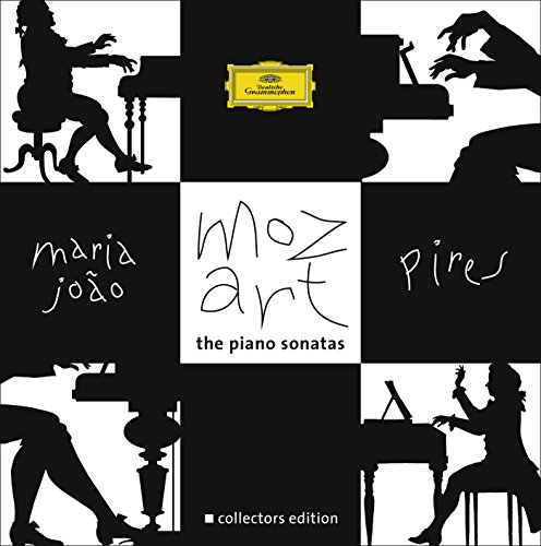 The Piano Sonatas (feat. piano: Maria João Pires)