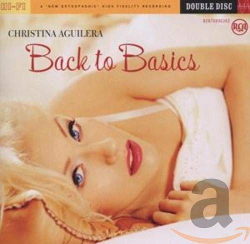 Christina Aguilera - Back To Basics (Disc 1) - Zortam Music