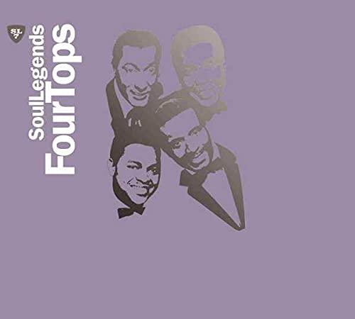 The Four Tops - Soul Legends-Four Tops - Zortam Music