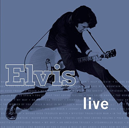 Elvis Presley - Elvis Live - Zortam Music