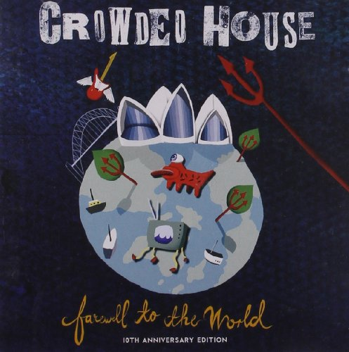 Crowded House - Farewell to the World (2cd) - Zortam Music