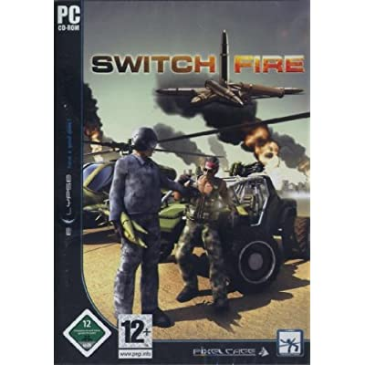 Switchfire RELOADED [h33t PC CD IMAGE] preview 0