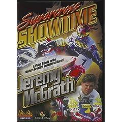 Showtime! Jeremy McGrath