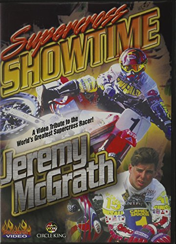 Showtime! Jeremy McGrath