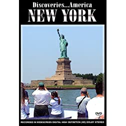 Discoveries America: New York