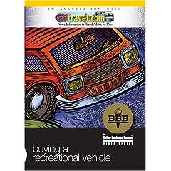 Buying an Recreational Vehicle