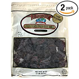Amazon - 4Lbs World Kitchens Old Fashioned Beef Jerky - $20 - expired