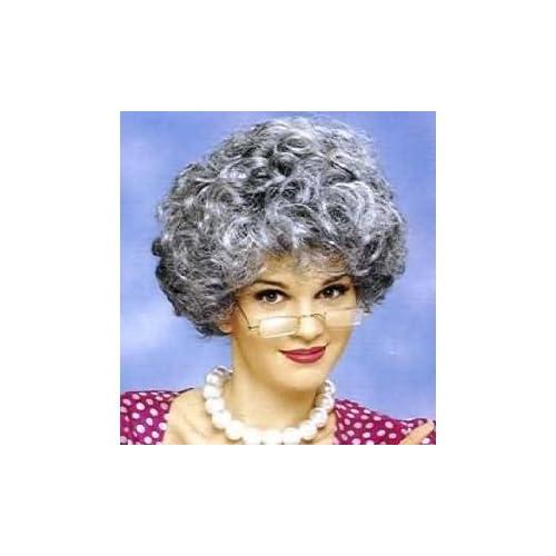 Adult Mama Costume Wig
