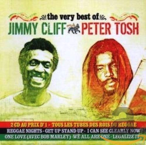 Jimmy Cliff - The Very Best Of Jimmy Cliff & Peter Tosh - Zortam Music