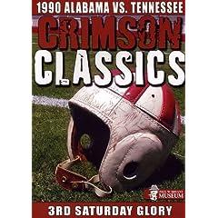 Crimson Classics: 1990 Alabama Vs. Tennessee
