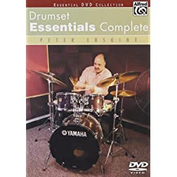 Peter Erskine: Drumset Essential, Complete