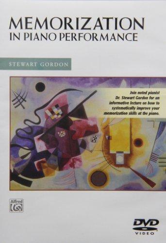 Memorization in Piano Music