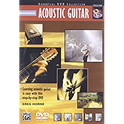 Complete Acoustic Guitar Method: Beginning Acoustic Guitar