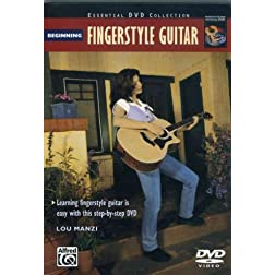 Complete Fingerstyle Guitar Method:  Beginning Fingerstyle Guitar