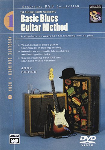 Basic Blues Guitar Method, Vol. 1