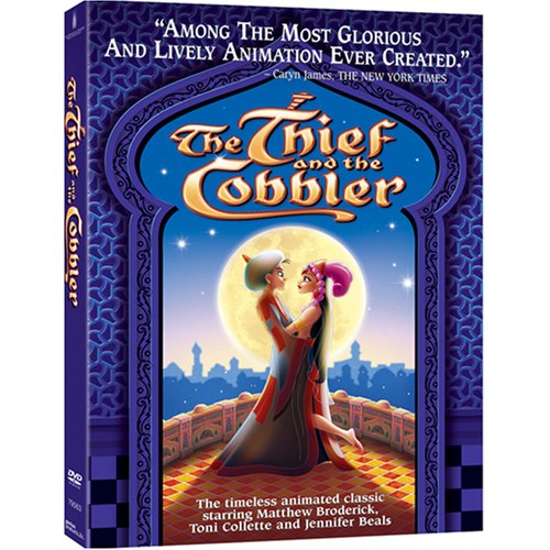 The thief of time movie