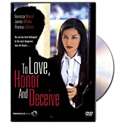 To Love Honor and Deceive (DVD)