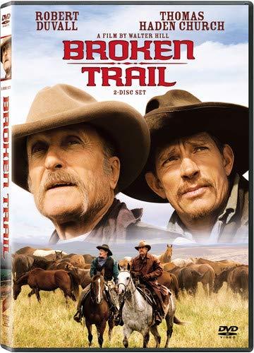 Broken Trail (2006) - Robert Duvall (DVD rip, Xvid, Mp3)