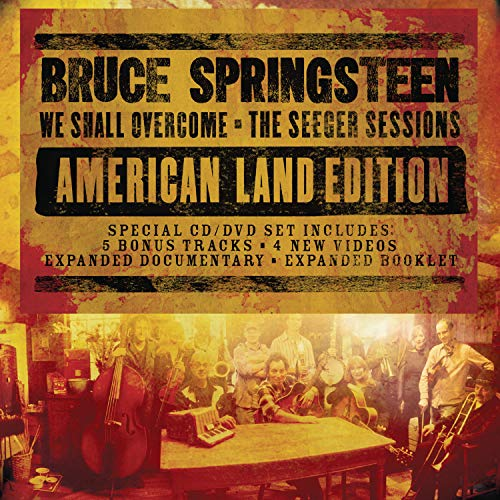 Bruce Springsteen - We Shall Overcome - The Seeger Sessions - American Land Edition - Zortam Music