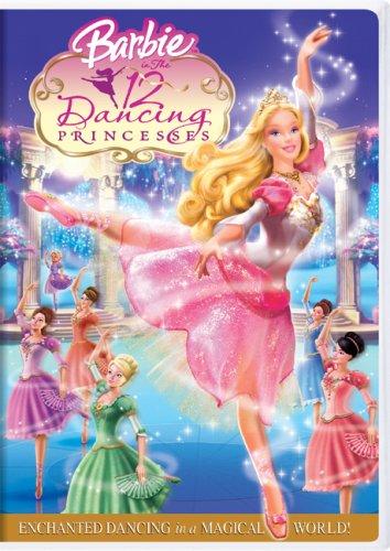 Барби и 12 танцующих принцеcс