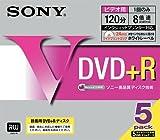 録画用DVD-+R 8倍速