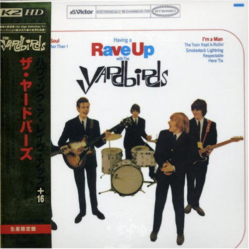 The Yardbirds - Having A Rave Up - Zortam Music