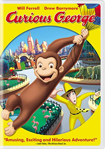 Curious George / ���������� ������ (2006)