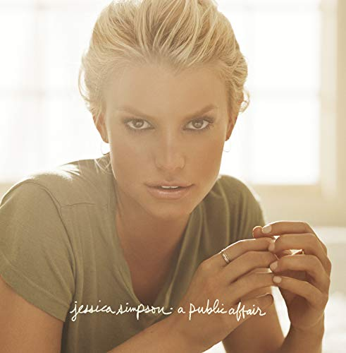 Jessica Simpson - Public Affair (Single) - Zortam Music