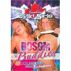 Canadian Wild Girls: Bosom Buddies