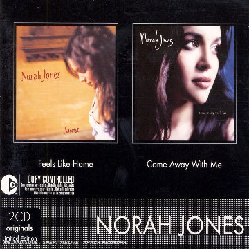 Norah Jones - Coffret 2 CD : Feels Like Home / Come Away With Me - Zortam Music