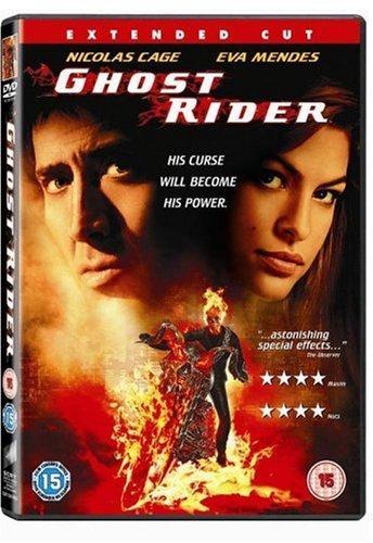 Ghost Rider / Призрачный гонщик (2007)