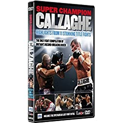 Joe Calzaghe Super Champion
