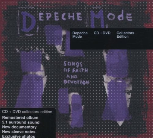 Depeche Mode - Songs Of Faith And Devotion (Remastered) - Zortam Music