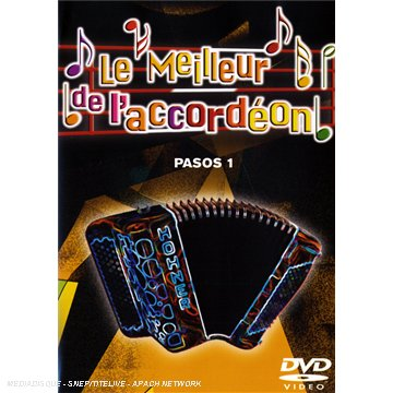 Le Meilleur De L'accordeon-Pasos 1