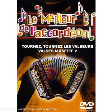 Le Meilleur De L'accordeon-Tournez T