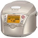 SANYO 圧力IHジャー炊飯器 「おどり炊き」 ステンレスロゼ  ECJ-HZ10(SP)