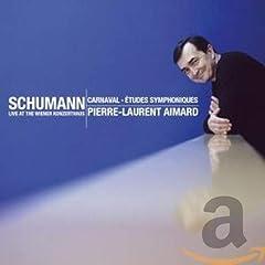 Schumann: Carnaval: Études Symphoniques