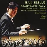 シベリウス:交響曲第2番 [関西フィル/ライヴシリーズ2]