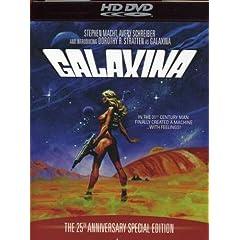 Galaxina [HD DVD]