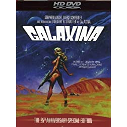 Galaxina [HD DVD]