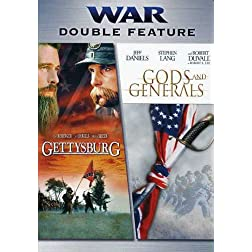 Gettysburg / Gods and Generals