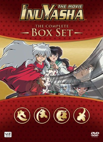 Inu Yasha: Complete Movies Box Set