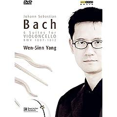 Bach: 6 Suites For Violoncello [CD & DVD]